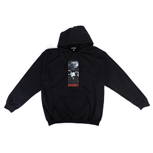Doomed THE END Hooded Sweater