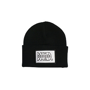 Doomed BUBS Beanie schwarz one size fits most