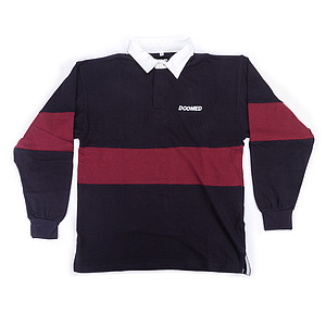 Doomed WILL CARLING RUGBY Polo Shirt