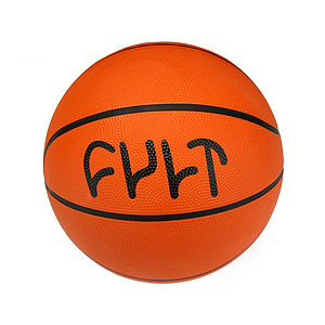 Cult LOGO Basketball orange