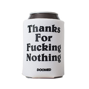 Doomed BOOZIE Coozie weiss