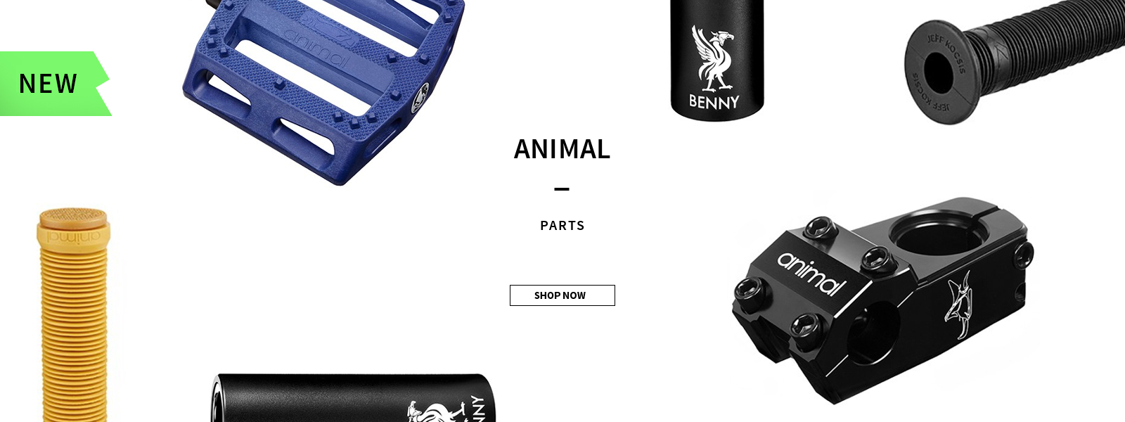 Neue Animal Parts bei www.peoplesstore.de