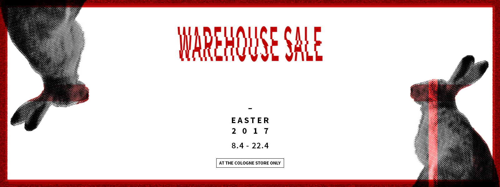 People's Store Warehouse Sale coming soon!
